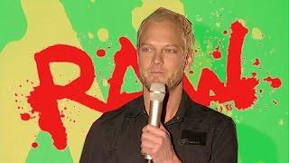 Barnfilmstandup - Thomas Järvheden | RAW COMEDY