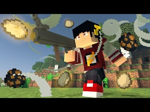 Minecraft Mods: ESCADONA - BAZOOKA DE OVOS E EXPLOSIVOS ‹ AM3NIC ›
