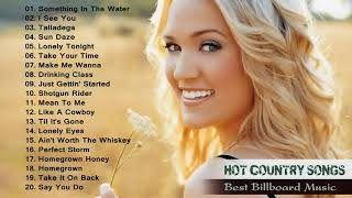 Top 25 Country Songs Of March 2015 - Country Songs Playlist