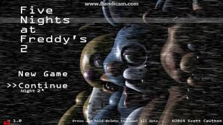 Мишка Фредди 2 (2 ночь)