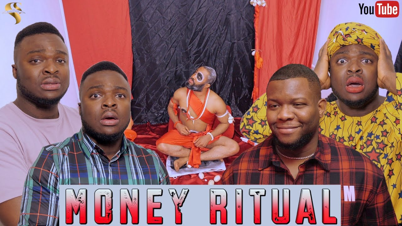 Download AFRICAN HOME: MONEY RITUAL