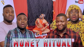 AFRICAN HOME: MONEY RITUAL