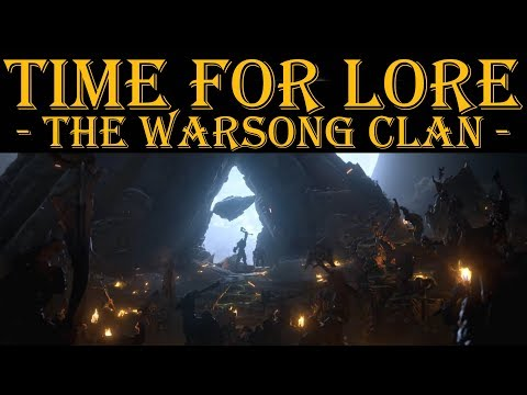 TIME FOR LORE - The Warsong Clan - Episode 3 [World of Warcraft History]