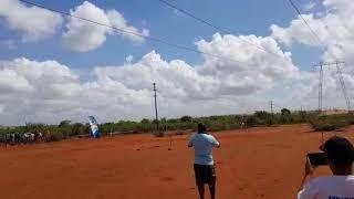 Ahmed Huwel in Mkwawa Rally of Morogoro 2018