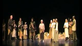 Fuenteovejuna. Escuela de teatro de las Rozas 19-2-2014