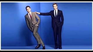 [SUITS Season 3] The Blue Stones- Rolling with the punches