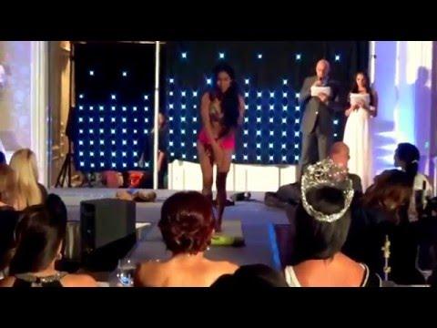 Ms. Vancouver 2015 pageant Vancouver wear enjoy Yoga!!