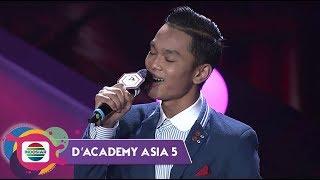 """Download LUAR BIASA!! Megat Haikal-Malaysia """"Sapu Tangan Merah"""" Dapat 3 SO - D'Academy Asia 5"""