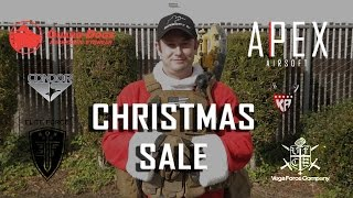 Christmas Sale and NEW Retail Store! - Airsoft GI