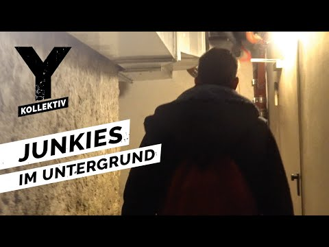 Münchens Drogen-Katakomben -