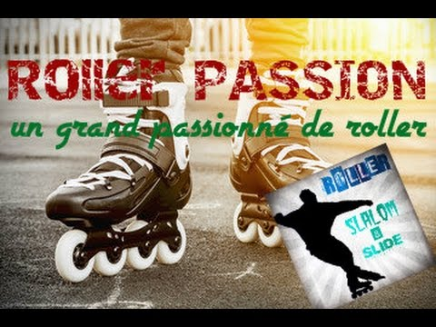 #1Présentation de ma chaîne youtube (Roller passion)