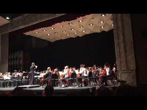 AFA Summer Music Festival Middle School Concert