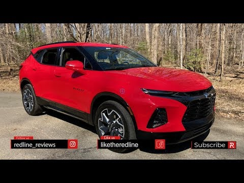 2019 Chevy Blazer RS – The Reborn Camaro SUV?