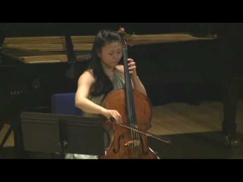 Karen Kang and Hsiao-Ling Lin play Beethoven Variations. PART 2 (Producer Simon)