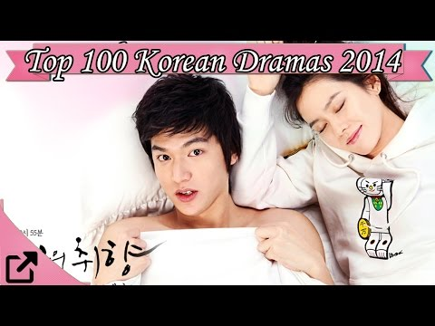 Top 100 Korean Dramas 2014 (All The Time)