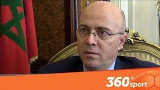 Le360.ma • خاص من القاهرة.. أحمد التازي: مصر قدمت اعتذارا رسميا للمغرب نصف ساعة بعد نشر الفيديو