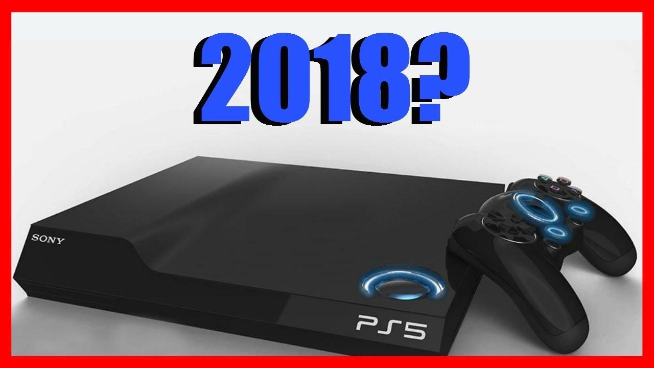 New Playstation 5 >> Playstation 5 Coming 2018 Youtube