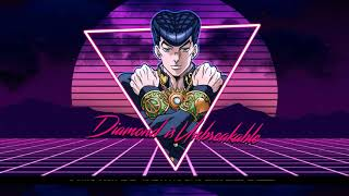 Diamond Is Unbreakable (Josuke's Theme synthwave 80s remix) by Astrophysics