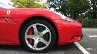 Ferrari California Updated Pics Videos