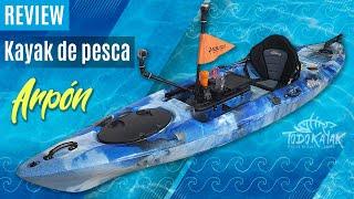 """Vídeo: Kayak de pesca """"Arpón"""""""