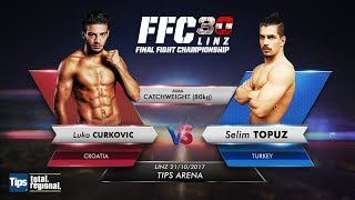 Ffc newcomers luka Ćurković and selim topuz opened the mma part of 30!topuz demonstrated his excellent kickboxing arsenal landing a couple solid s...