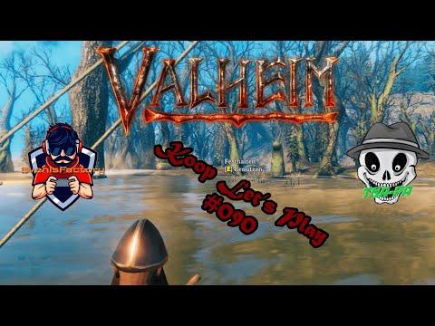 Ich bin heimlich abgehauen - Valheim Koop Let's Play 090
