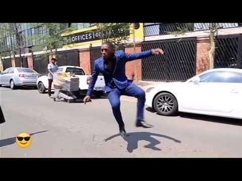 Distruction Boyz |Omunye Phez'komunye | Dance Challenge