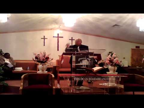 Rev. Quince Hill How to Handle a Heavy Cross Luke 9:23-26 03.30.14