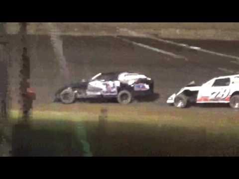 IMCA Mod Feature Shawano Speedway Shawano Wisconsin 8/2/17