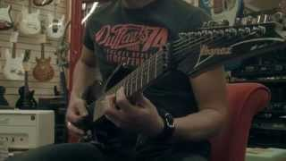 Ozzy Osbourne - Bark at the Moon (Guitar cover) HD