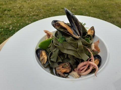recette-de-pâtes-aux-fruits-de-mer/-وصفة-باستا-بفواكه-البحر