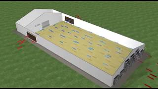 Pad Cooling System   Soğutma Petek Sistemi -