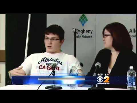 Pennsylvania School Stabbing Survivor Speaks Out