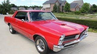 1965 Pontiac Lemans GTO Clone Classic Muscle Car for Sale in MI Vanguard Motor Sales
