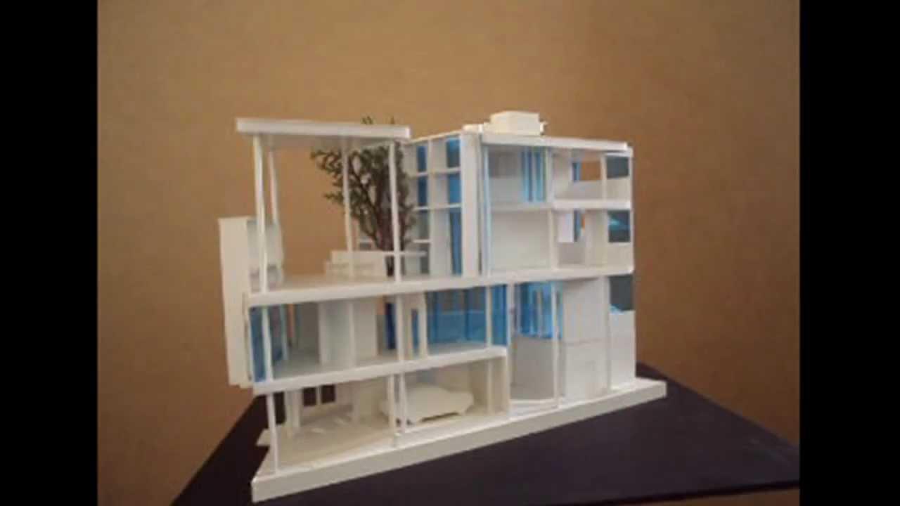 Maqueta de la casa curutchet le corbusier youtube - Casas de le corbusier ...