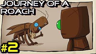 Journey of a Roach #2 - CAFARD BOXEUR - Gameplay/Commentaire Français [FR]