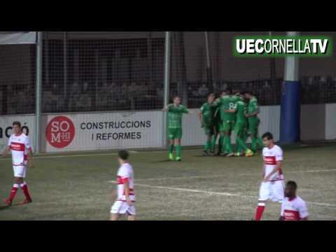 #LaCopaEsVerda | UE Cornellà 2-1 UD Sanse