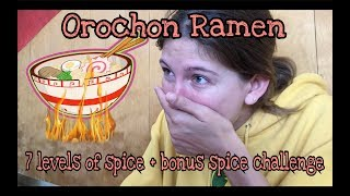 Return to Orochon Ramen! Spicy Levels for Any Taste! | Kelsey_tube
