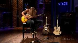Richie Faulkner of Judas Priest rocks incredible guitar solo on EMGtv