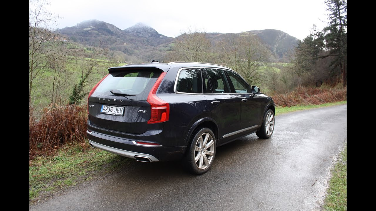 volvo xc90 39 16 d5 awd inscription full review youtube. Black Bedroom Furniture Sets. Home Design Ideas