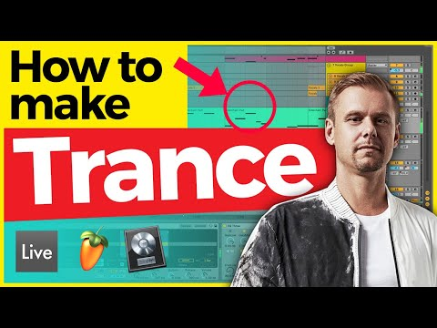 How To Make Trance Music (8 POWERFUL TECHNIQUES) 🎹🔥