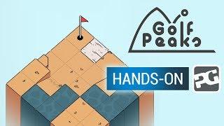 GOLF PEAKS | Hands-On screenshot 1