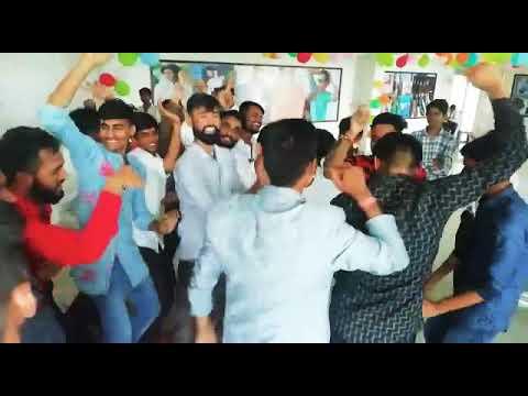 #Asort  New office opening dance at Surat