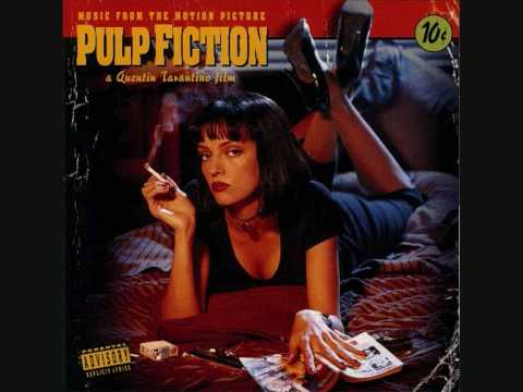 If Love is a Red Dress (Hang Me In Rags) - Pulp Fiction Theme