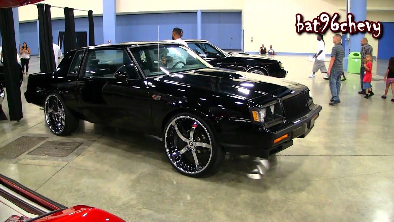 Buick Grand National On 24 Forgiatos Rasoio Wheels 1080p Hd