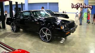 "Buick Grand National on 24"" Forgiatos Rasoio Wheels - 1080p HD"