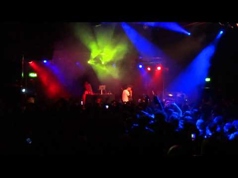 DANNY BROWN - Witit, Molly Ringwald, Black Brad Pitt, Toxic, Radio Song, Lie4 - Scala, 2013