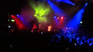 DANNY BROWN - Witit, Molly Ringwald, Black Brad Pitt, Toxic, Radio Song, Lie4 - Scala, 2013