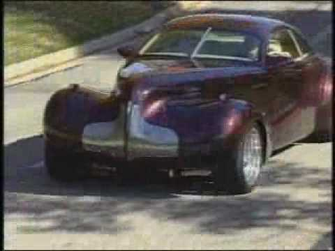 Buick Blackhawk built by Advanced Automotive Technlogies