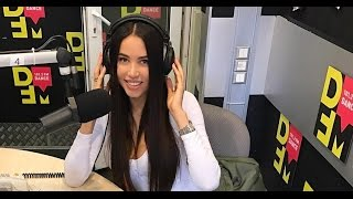 Анастасия Решетова на радио DFM